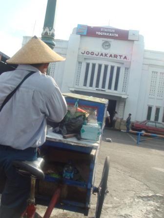 Stasiun Tugu Jogjakarta